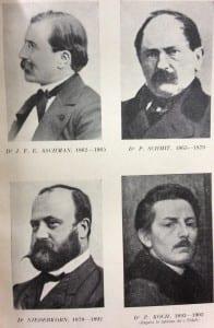 Membres de la SSM